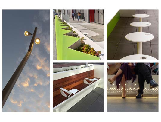 Lighting, high quality materials and excellent detailing pack this public space with subtle but potent purpose.