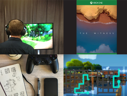 GAMEPLAY The game includes environment dependant puzzles that require 80 - 120 hours of game play to fully resolve.