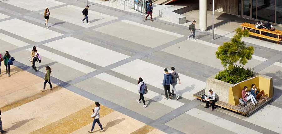 UCB Lower Sproul Plaza: Revitalizing a Historic Civic Space CMG Landscape Architecture